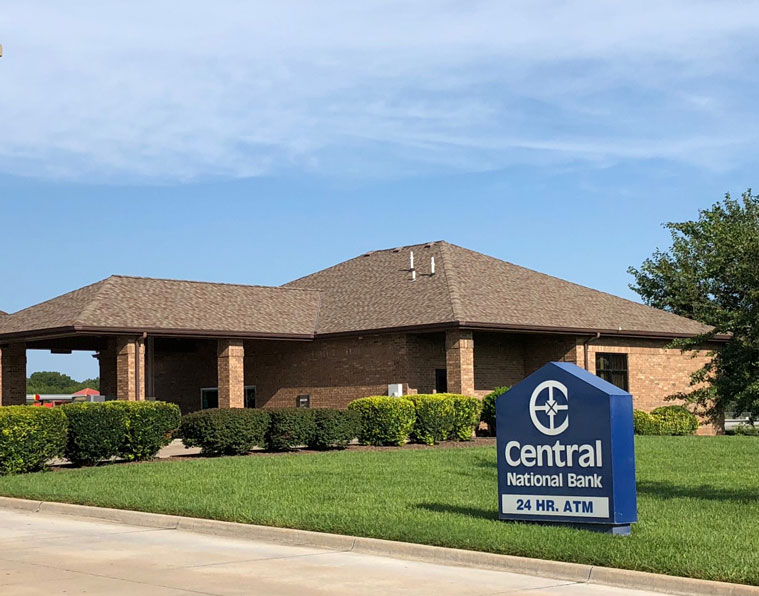 Central National Bank Hesston