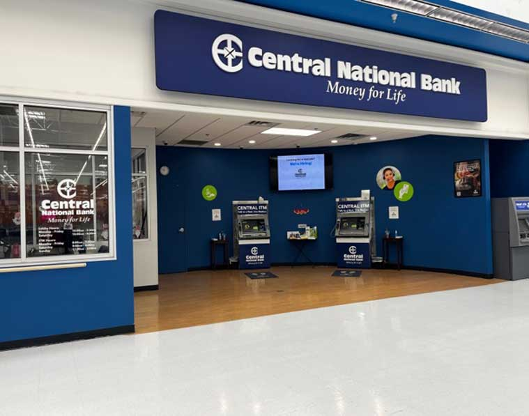Central National Bank ManhattanWalmart